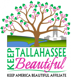 keep tallahassee leon county beautiful logo