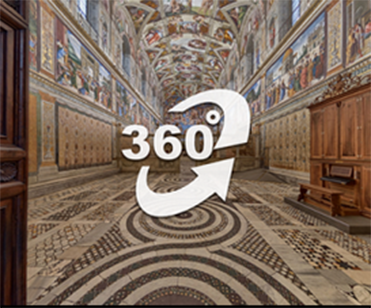 360 View of Vatican