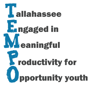 Tallahassee Engaged in Meaningful Productivity for Opportunity Youth